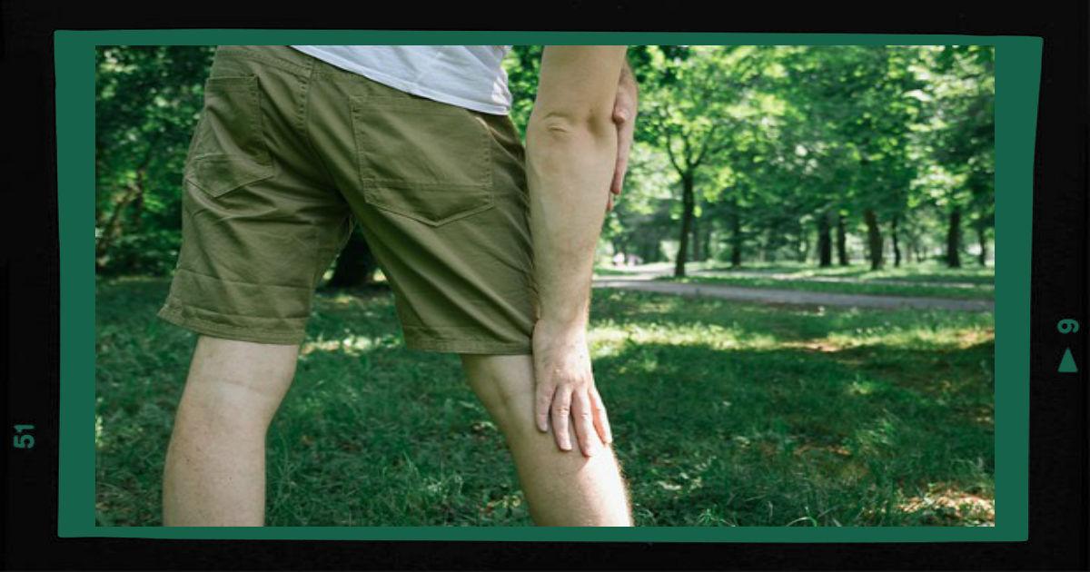 気になる膝の裏の違和感を徹底解説! 簡単にできる膝スッキリ術