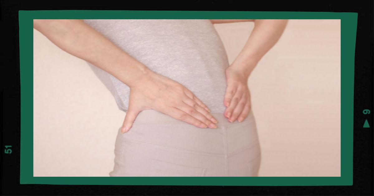 治らない腰痛原因