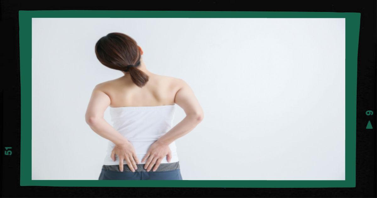 腰痛 原因 筋肉